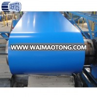 PVDF Color Coated PPGI Steel Coil Customized Color Steel Coil