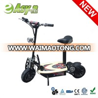 2017 cheap 2 wheel 2000w 60v electric scooter motor with 12'' fat tire,removeable seat,front/rear lights,horn,easy to fold