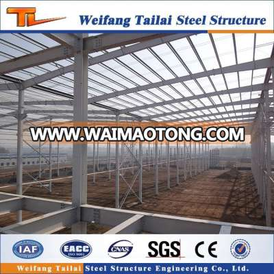 prefab light steel f