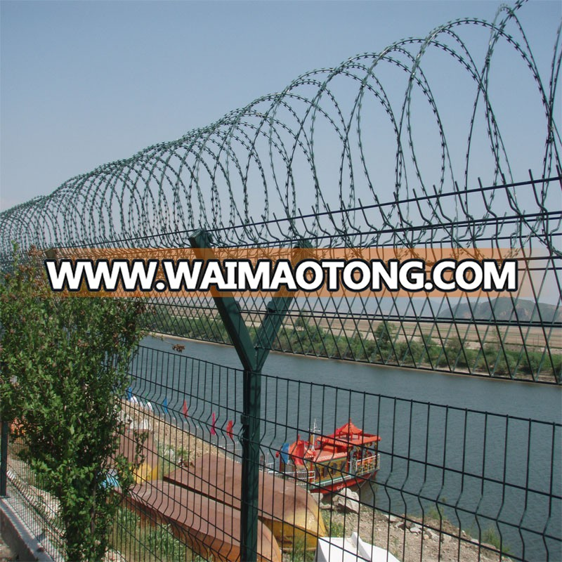 ISO approved CBT22 barbed wire philippines price per roll